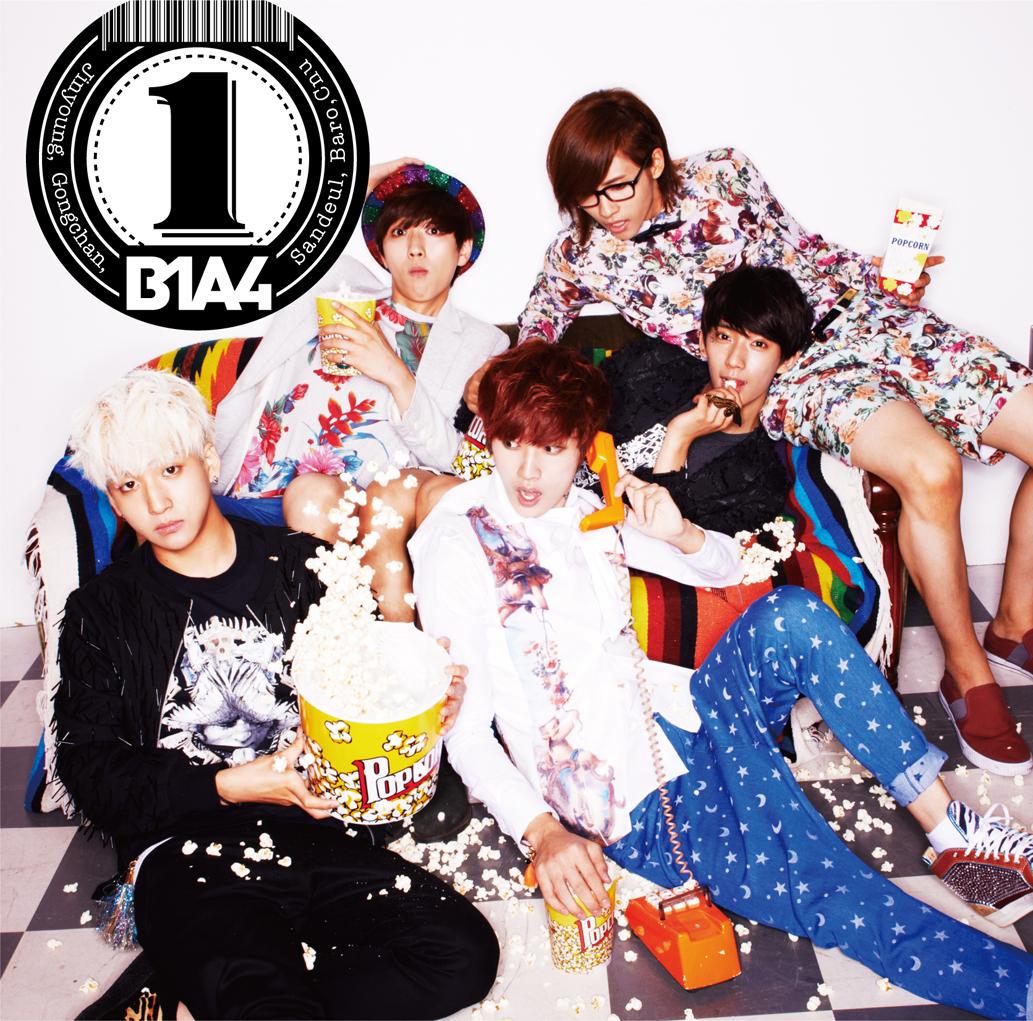 b1a4 japanese album ile ilgili görsel sonucu